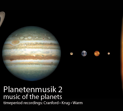 Planetenmusik 2 - music of the spheres (Audio-CD)